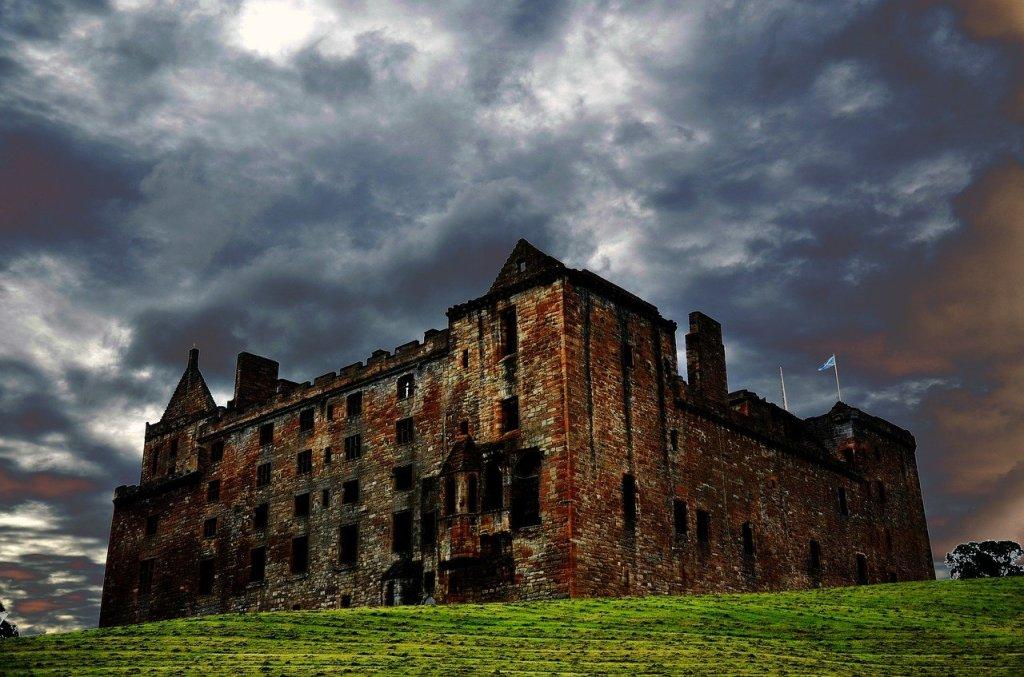 Palácio de Linlithgow, na Escocia