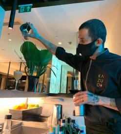 Onde os bartenders bebem? Com Valdemir Cabral, do Kazuo, em São Paulo