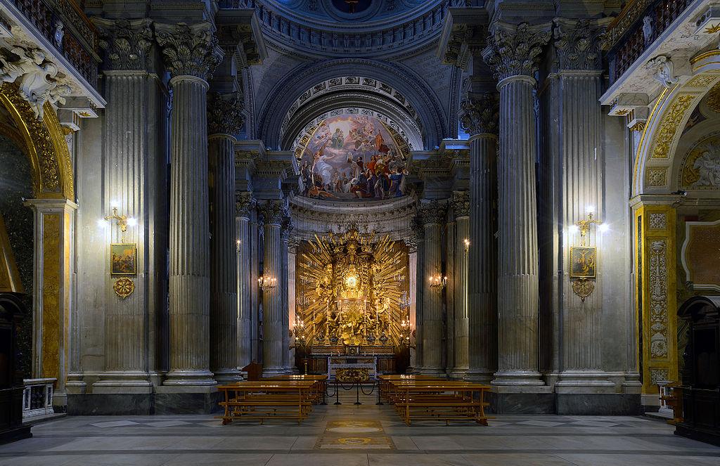 igreja santa maria in campitelli, roma