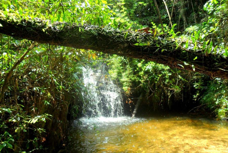 serra do japi - cachoeira
