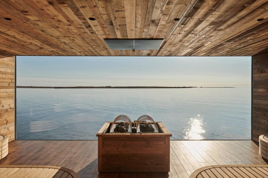 sauna spa sky lagoon