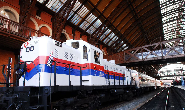 Trem CPTM Paranapiacaba Expresso Turistico