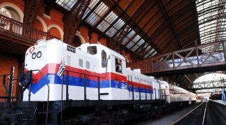Expresso Turístico por ferrovias de São Paulo volta a receber passageiros