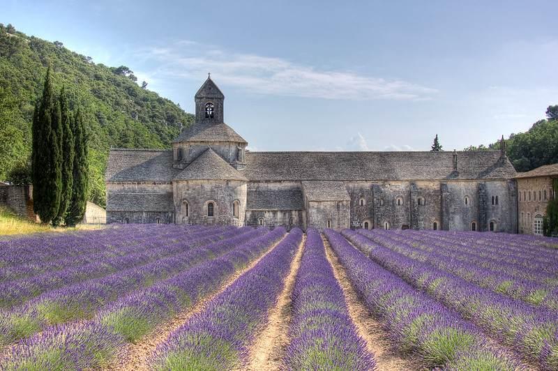 abadia provence