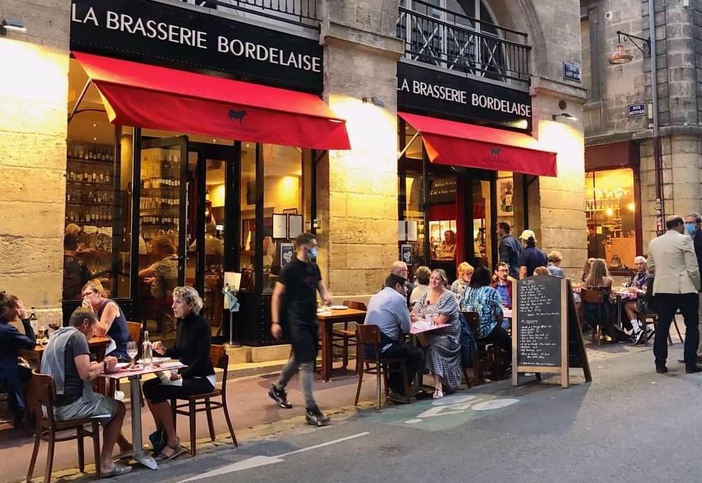 la brasserie bordalaise bordeaux