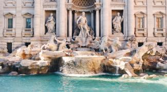 """Fontana di Trevi """"esconde"""" sítio arqueológico em seu subsolo"""