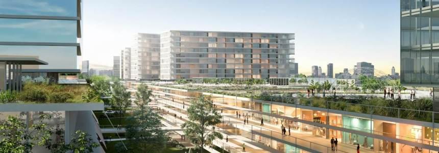 Novo Anhembi terá hotel, coworking, hospital e centros comerciais