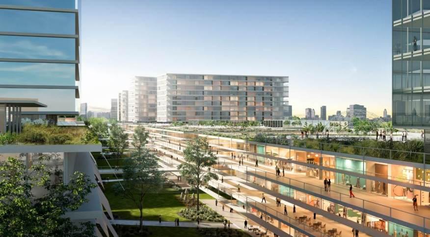 Distrito Anhembi tem previsão de inauguração no segundo trimestre de 2024