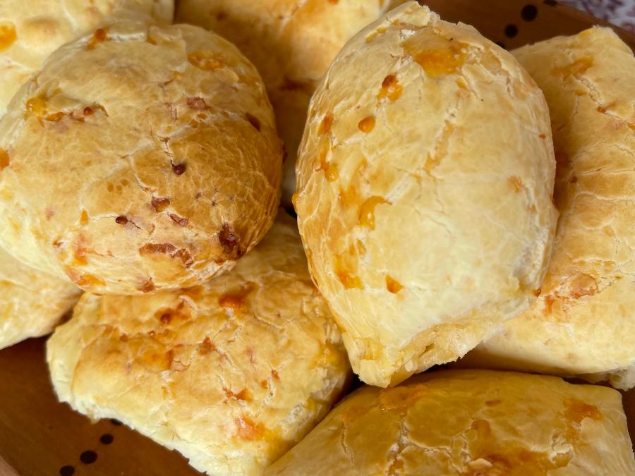 pao de queijo fazenda allianca