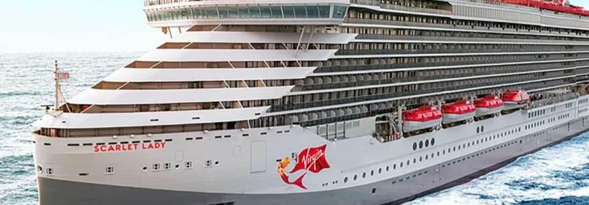 Richard Branson, da Virgin, coloca no mar seu primeiro cruzeiro