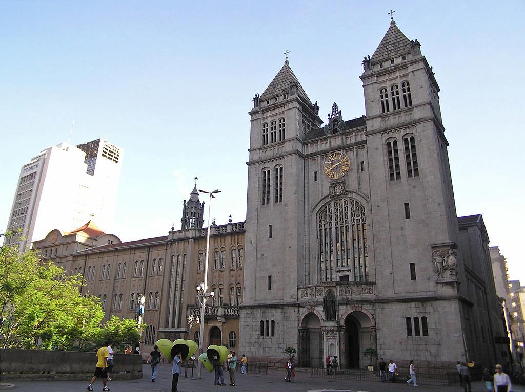 Mosteiro de sao bento sao paulo