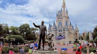 Walt Disney World Resort completa 50 anos
